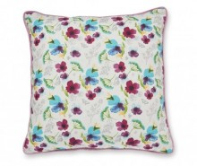 Perna decorativa Chatsworth Floral 60x60 cm