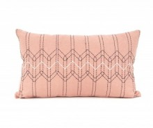Perna decorativa Flow Pink 30x50 cm