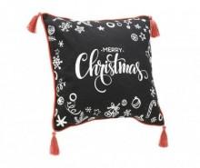 Perna decorativa Merry Christmas 45x45 cm