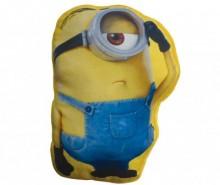 Perna decorativa Minions Stuart 3D 37x50 cm