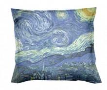 Perna decorativa Van Gogh Starry Night 40x40 cm