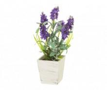 Planta artificiala in ghiveci Lavander Purple