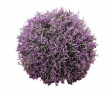 Planta artificiala Lavender Ball M
