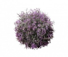 Planta artificiala Lavender Ball S