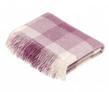 Pled Ingrid Purple 140x185 cm