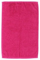Prosop baie S`Oliver Uni Struktur 70 x 140 cm Pink