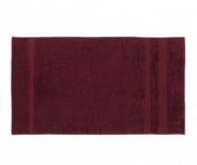 Prosop de baie London Red Wine 30x50 cm