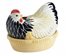 Recipient cu capac Traditional Mother Hen