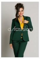 Sacou Xylia Verde Office Elegant