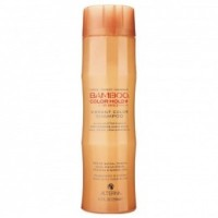 Sampon Hidratant Par Vopsit - Alterna Bamboo Color Hold + Vibrant Color Shampoo 250 ml