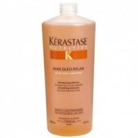 Sampon Nutritiv Par Rebel - Kerastase Nutritive Bain Oleo-Relax Smoothing Shampoo 1000 ml