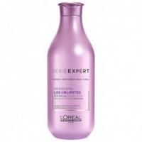 Sampon pentru Par Cret - L'Oreal Professionnel Liss Unlimited Shampoo 300ml