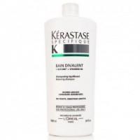 Sampon pentru Par si Scalp Gras - Kerastase Specifique Bain Divalent Shampoo 1000 ml