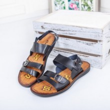 Sandale Rudelimo negre