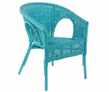 Scaun pentru exterior Allis Blue