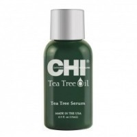 Ser pentru Scalp Sensibil - CHI Farouk Tea Tree Oil Serum 15 ml