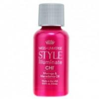 Ser pentru Stralucire - CHI Farouk Miss Universe Style Illuminate Moringa & Macadamia Oil 15 ml
