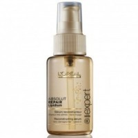 Ser Reparator Leave In - L'oreal Absolut Repair Lipidium Reconstructing Serum 50 ml