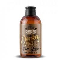 Serum facial hidratant din lapte de magarita Cougar 30ml