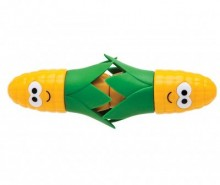 Set 2 accesorii pentru porumb fiert Corn Star