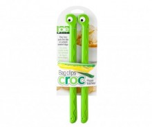 Set 2 clipsuri pentru pungi Croc