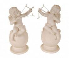 Set 2 decoratiuni Cupids