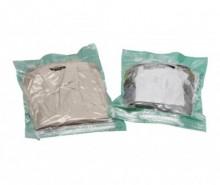 Set 2 saci pentru vidat Travel Maxi Green