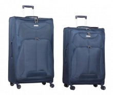 Set 2 trolere Kensington Navy