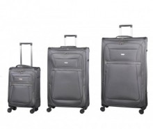 Set 3 trolere Canterbury Grey