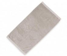 Set 6 prosoape de baie Evita Cuban Sand 30x50 cm