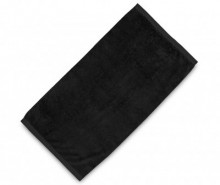 Set 6 prosoape de baie Evita Night Black 30x50 cm