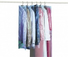 Set 6 protectii pentru haine Mateo 65x100 cm