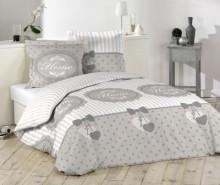 Set de pat Double Romantic Home Extra