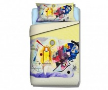 Set de pat Single Extra Ranforce Kandinsky