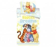 Set de pat Single Ranforce Winnie the Pooh Sweet Dreams
