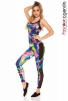 Set Fitness Bounce Multicolour Mix