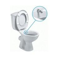 Set vas WC Vidima Style cu rezervor functie de bideu
