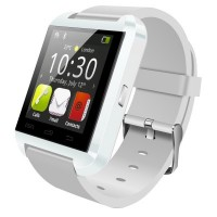 Smartwatch Bluetooth U8, Alb