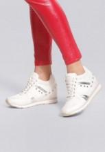 Sneakers cu platforma Clotilde Albi
