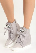 Sneakers dama Carrion Gri