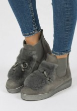 Sneakers dama Faigel 2 Gri