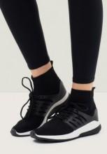 Sneakers dama Iuno Negru