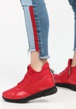 Sneakers dama Liden Rosu