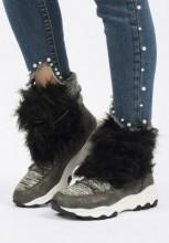 Sneakers dama Segama Gri