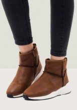 Sneakers dama Stacey Camel