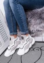 Sneakers dama Ulpiana Alb
