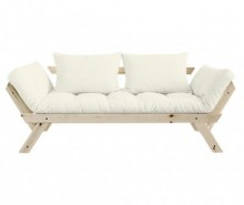 Sofa extensibila Bebop Dear Natural and Cream