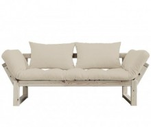 Sofa extensibila Edge Natural and Dove Grey