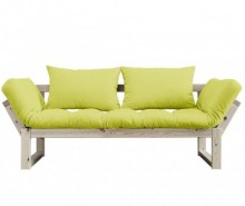 Sofa extensibila Edge Natural and Pistacio