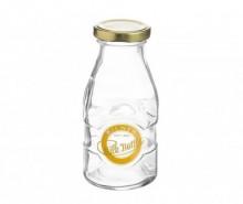 Sticla cu capac pentru lapte Dronis 189 ml